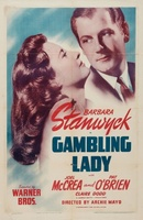 Gambling Lady movie poster (1934) picture MOV_2848c9a5