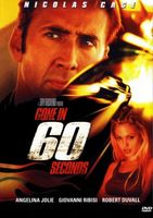 Gone In 60 Seconds movie poster (2000) picture MOV_c3c6157e