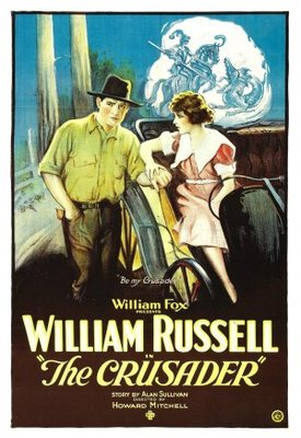 The Crusader movie poster (1922) poster MOV_284f3266