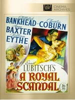 A Royal Scandal movie poster (1945) picture MOV_2850a19e
