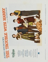 The Trouble with Harry movie poster (1955) picture MOV_2852b871