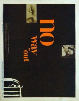 No Way Out movie poster (1950) poster MOV_2855fce9