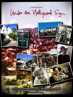 Under the Hollywood Sign movie poster (2008) poster MOV_286ddfca