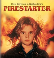 Firestarter movie poster (1984) picture MOV_28727c60