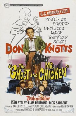 The Ghost and Mr. Chicken movie poster (1966) poster MOV_2874904f