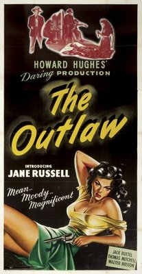 The Outlaw movie poster (1943) poster MOV_287755e5