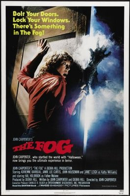 The Fog movie poster (1980) poster MOV_2880fbdb