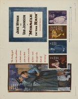 Miracle in the Rain movie poster (1956) picture MOV_2883041c