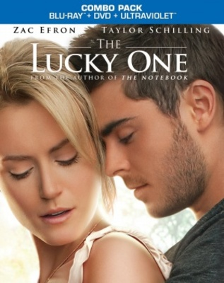 The Lucky One movie poster (2012) poster MOV_288c4f8d