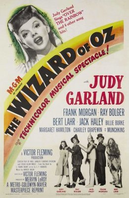 The Wizard of Oz movie poster (1939) poster MOV_288c8faa
