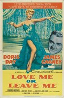 Love Me or Leave Me movie poster (1955) picture MOV_288e5984