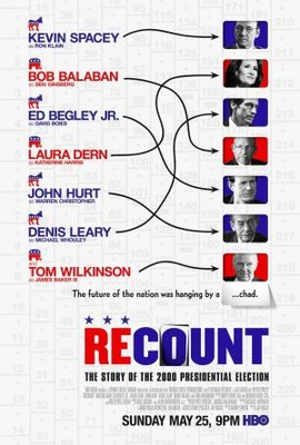 Recount movie poster (2008) poster MOV_288f5ae8