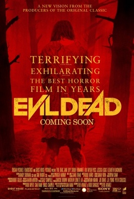 The Evil Dead movie poster (2013) poster MOV_289d4d5b