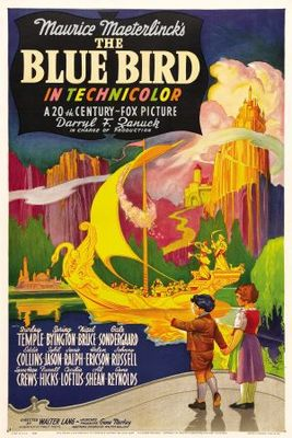 The Blue Bird movie poster (1940) poster MOV_28a26714