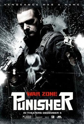 Punisher: War Zone movie poster (2008) poster MOV_28a36484