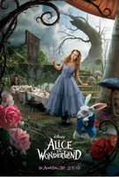 Alice in Wonderland movie poster (2010) picture MOV_28a9393e