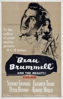 Beau Brummell movie poster (1954) picture MOV_28a9e834