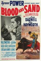 Blood and Sand movie poster (1941) picture MOV_28aaaece