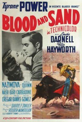 Blood and Sand movie poster (1941) poster MOV_28aaaece