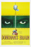 Donovan's Brain movie poster (1953) picture MOV_28b7015a