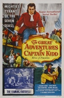 The Great Adventures of Captain Kidd movie poster (1953) picture MOV_28bd094c