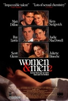 Women & Men 2: In Love There Are No Rules movie poster (1991) picture MOV_28c084dc