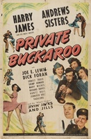 Private Buckaroo movie poster (1942) picture MOV_28ca510f