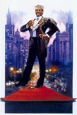 Coming To America movie poster (1988) poster MOV_28cc1fda
