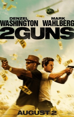 2 Guns movie poster (2013) poster MOV_28d01ce0