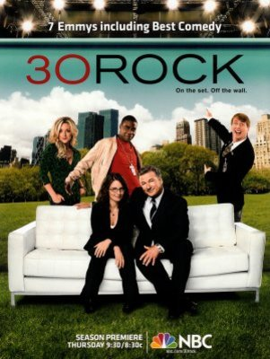 30 Rock movie poster (2006) poster MOV_28d7b62e