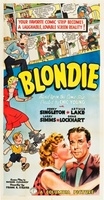 Blondie movie poster (1938) picture MOV_28d807d3