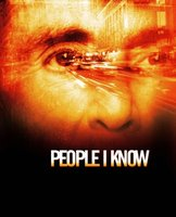 People I Know movie poster (2002) picture MOV_28e2e688
