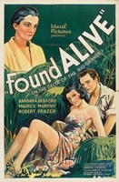 Found Alive movie poster (1933) picture MOV_28e9271b