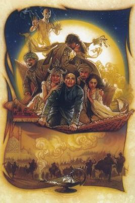Arabian Nights movie poster (2000) poster MOV_28edcdce