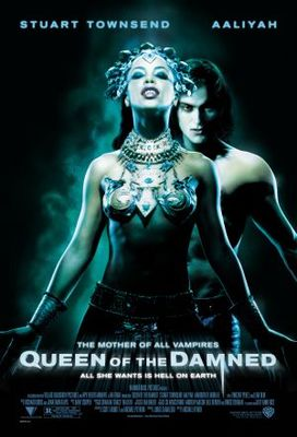 Queen Of The Damned movie poster (2002) poster MOV_28ee385b