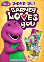 Barney & Friends movie poster (1992) picture MOV_28f00528