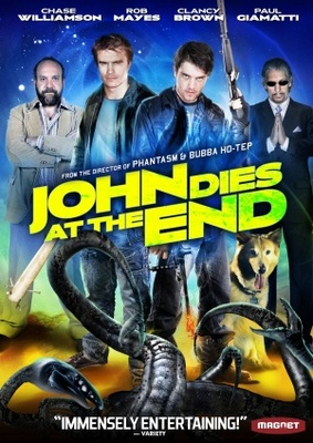 John Dies at the End movie poster (2012) poster MOV_28f11eb9