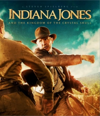 Indiana Jones and the Kingdom of the Crystal Skull movie poster (2008) poster MOV_28f29aba