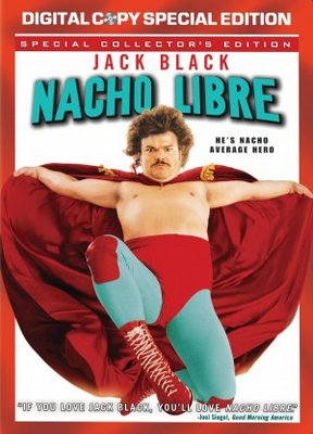 Nacho Libre movie poster (2006) poster MOV_28f31c65