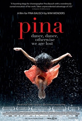 Pina movie poster (2011) poster MOV_28fd8a5a