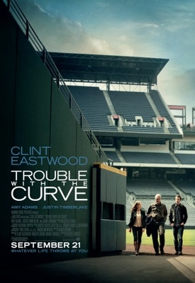Trouble with the Curve movie poster (2012) poster MOV_2900dca1