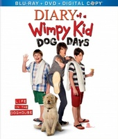 Diary of a Wimpy Kid: Dog Days movie poster (2012) picture MOV_29062d43