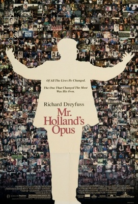 Mr. Holland's Opus movie poster (1995) poster MOV_29074150