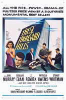 These Thousand Hills movie poster (1959) picture MOV_2907a27a