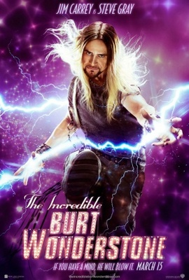 The Incredible Burt Wonderstone movie poster (2013) poster MOV_2907c637