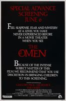 The Omen movie poster (1976) picture MOV_290c2020