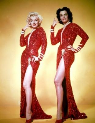 Gentlemen Prefer Blondes movie poster (1953) poster MOV_290d361d