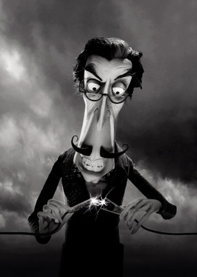 Frankenweenie movie poster (2012) poster MOV_290f2ebd