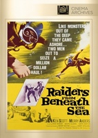 Raiders from Beneath the Sea movie poster (1964) picture MOV_2911a9d8
