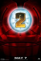Iron Man 2 movie poster (2010) picture MOV_29140544